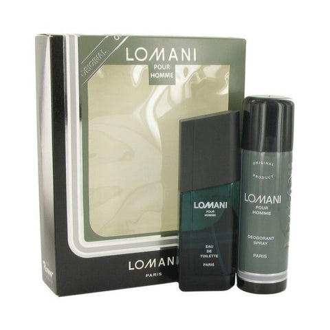 Lomani Gift Set by Lomani - Luxury Perfumes Inc. -