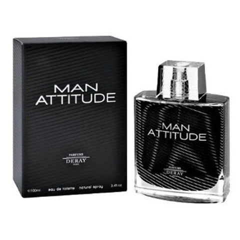 Deray Man Attitude by Deray - Luxury Perfumes Inc. -