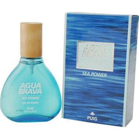 Agua Brava Sea Power by Antonio Puig - Luxury Perfumes Inc. -