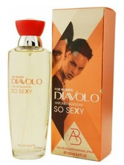 Diavolo So Sexy per Donna by Antonio Banderas - Luxury Perfumes Inc. -