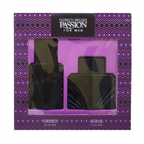 Elizabeth Taylor Passion Gift Set by Elizabeth Taylor - Luxury Perfumes Inc. -