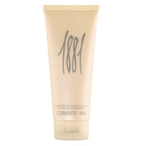 1881 Shower Gel by Nino Cerruti for Women - Luxury Perfumes Inc. -