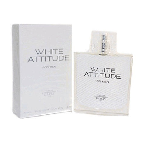 White Attitude by Others