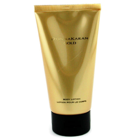 Donna Karan Gold Body Lotion by Donna Karan - Luxury Perfumes Inc. -