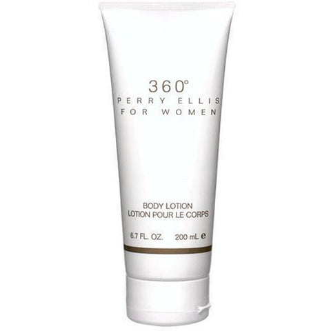 360 Hand And Body Cream by Perry Ellis