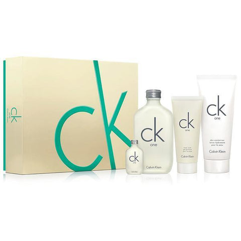 CK One Gift Set by Calvin Klein - Luxury Perfumes Inc. -