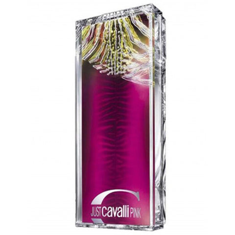 Just Cavalli Pink by Roberto Cavalli - Luxury Perfumes Inc. -