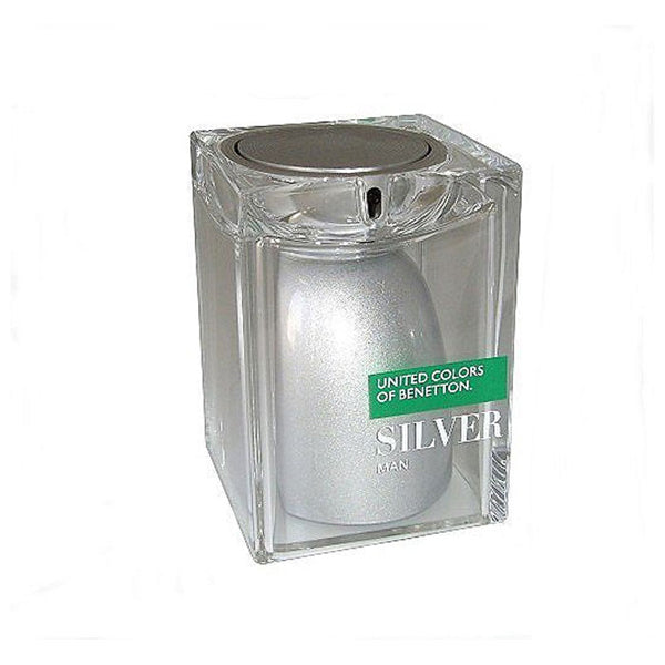 Silver by Benetton - Luxury Perfumes Inc. -