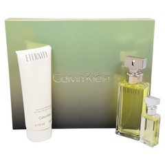 Eternity Gift Set by Calvin Klein - Luxury Perfumes Inc. -