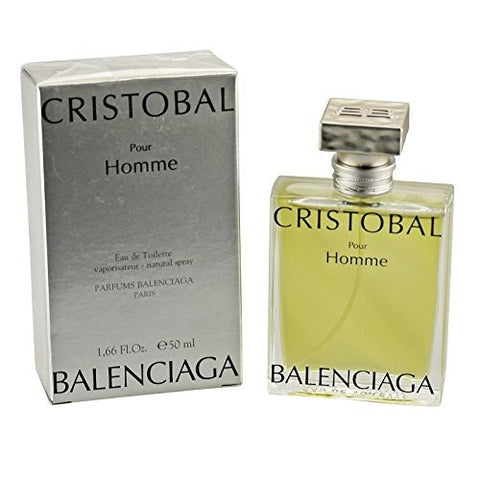 Cristobal Pour Homme by Balenciaga - Luxury Perfumes Inc. -