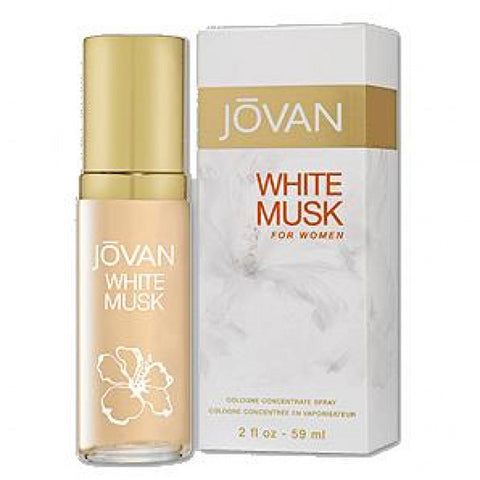 White Musk by Coty - Luxury Perfumes Inc. -