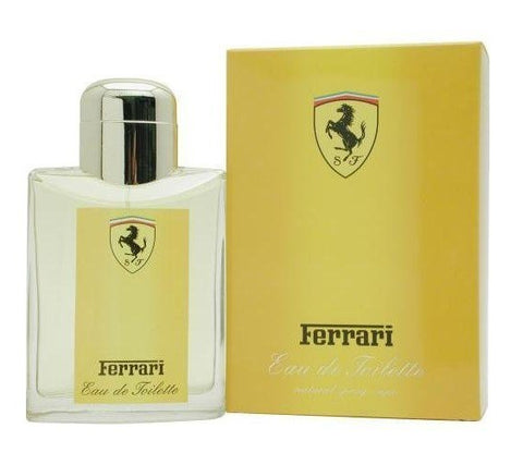Ferrari Yellow by Ferrari - Luxury Perfumes Inc. -