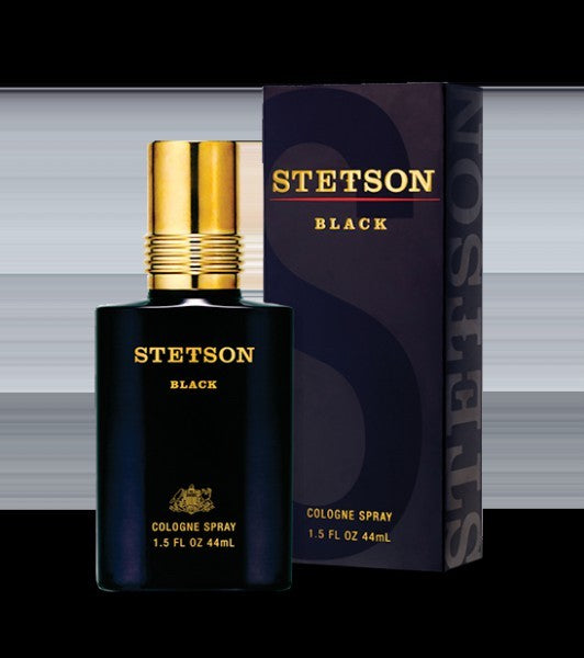 Stetson Black by Coty - Luxury Perfumes Inc. -