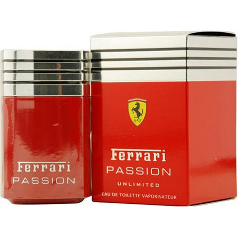 Ferrari Passion Unlimited by Ferrari - Luxury Perfumes Inc. -