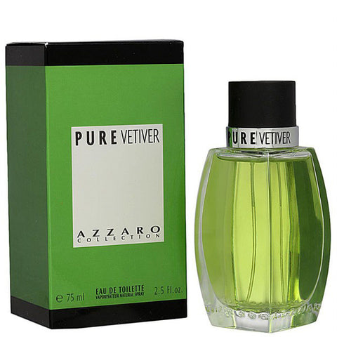 Pure Vetiver by Azzaro - Luxury Perfumes Inc. -