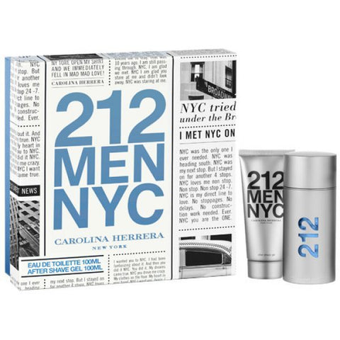 212 Men Gift Set by Carolina Herrera