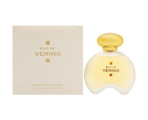 Eau De Verino by Roberto Verino - Luxury Perfumes Inc. -