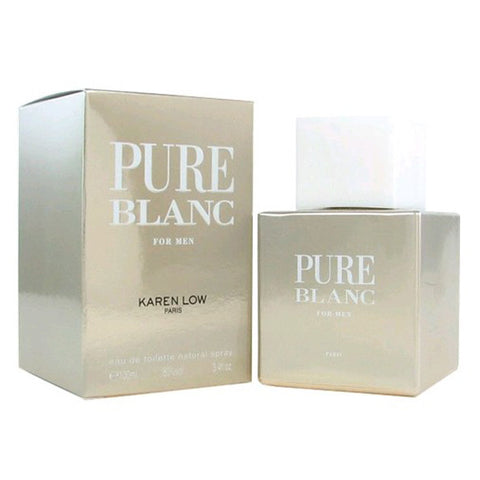 Pure Blanc by Karen Low - Luxury Perfumes Inc. -