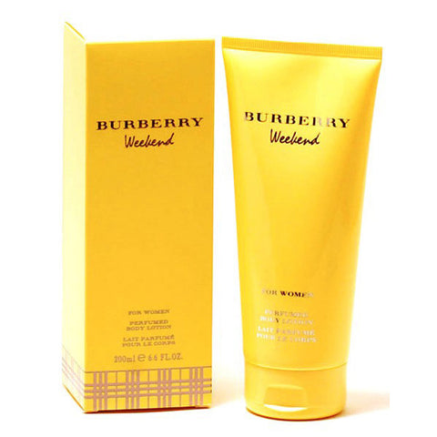 Weekend Body Lotion by Burberry - Luxury Perfumes Inc. -