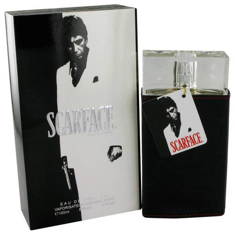 Scarface Al Pacino by Universal Studios - Luxury Perfumes Inc. -