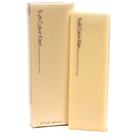 Truth Body Lotion by Calvin Klein - Luxury Perfumes Inc. -