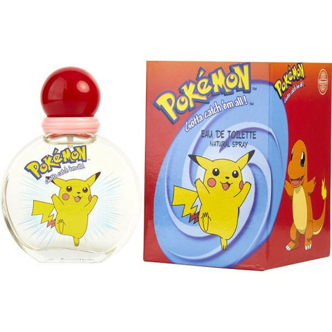 Kids Pokemon by Air Val International - Luxury Perfumes Inc. -