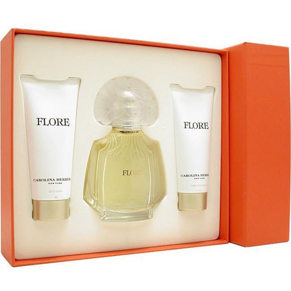 Flore Gift Set by Carolina Herrera - Luxury Perfumes Inc. -