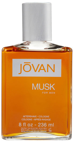 Jovan Musk Aftershave by Jovan - Luxury Perfumes Inc. -
