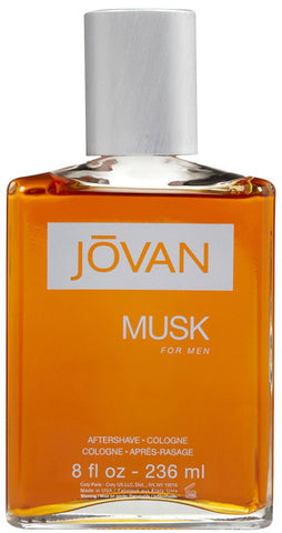Jovan Musk Aftershave by Jovan