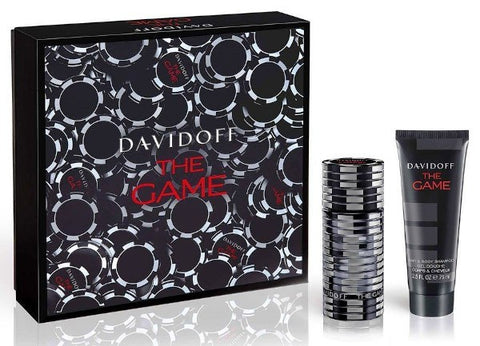 The Game Gift Set by Davidoff - Luxury Perfumes Inc. -