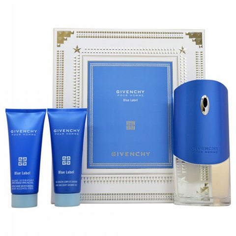 Blue Label Gift Set by Givenchy