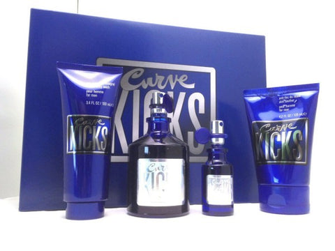 Curve Kicks Gift Set by Liz Claiborne