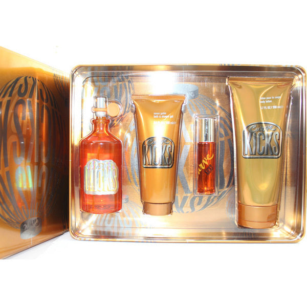 Curve Kicks Gift Set by Liz Claiborne - Luxury Perfumes Inc. -