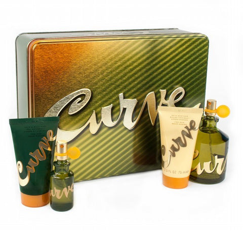 Curve Gift Set by Liz Claiborne - Luxury Perfumes Inc. -