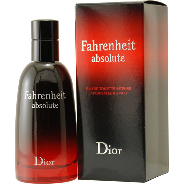 Fahrenheit Absolute by Christian Dior - Luxury Perfumes Inc. -
