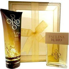 Oro Gift Set by Paulina Rubio - Luxury Perfumes Inc. -