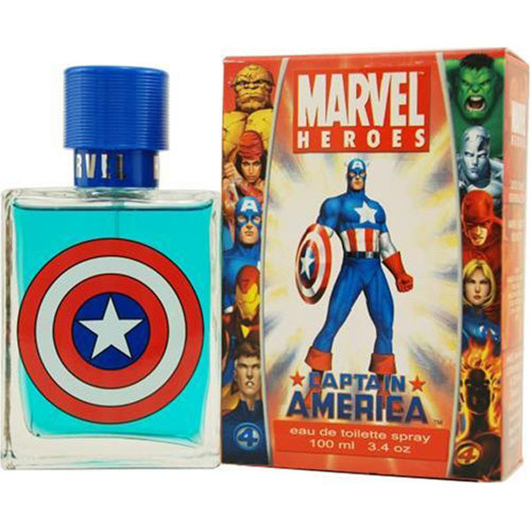 Kids Captain America by Marvel - Luxury Perfumes Inc. -