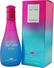 Cool Water Happy Summer by Davidoff - Luxury Perfumes Inc. -