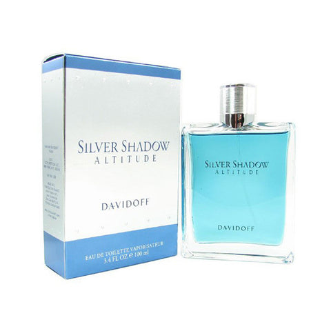 Silver Shadow Altitude by Davidoff - Luxury Perfumes Inc. -