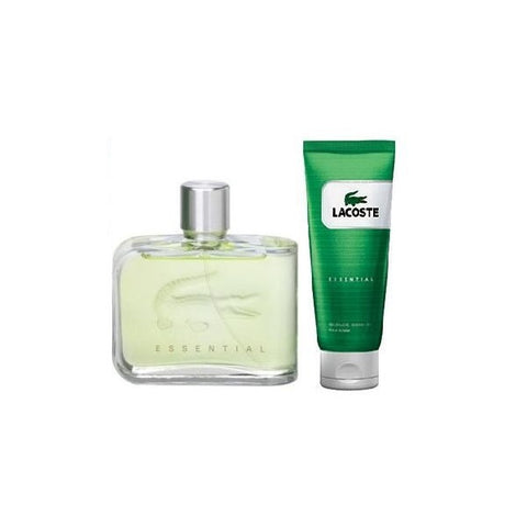 Lacoste Essential Gift Set by Lacoste - Luxury Perfumes Inc. -