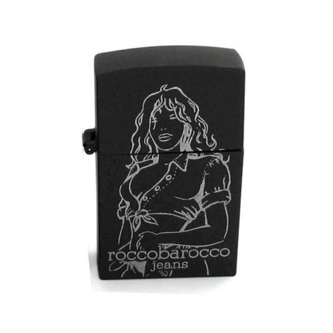 Black Jeans Femme by Roccobarocco - Luxury Perfumes Inc. -
