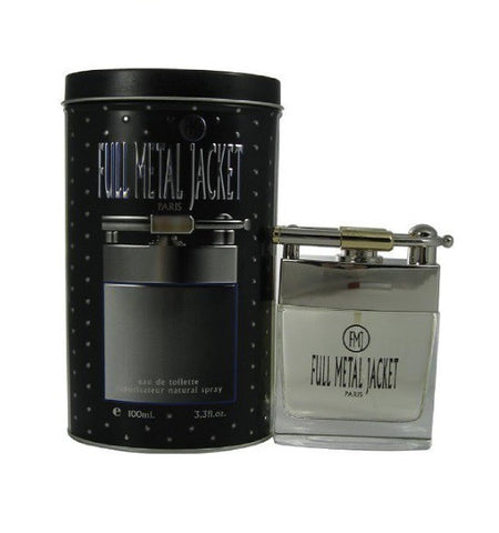 Full Metal Jacket by FMJ Parfums - Luxury Perfumes Inc. -