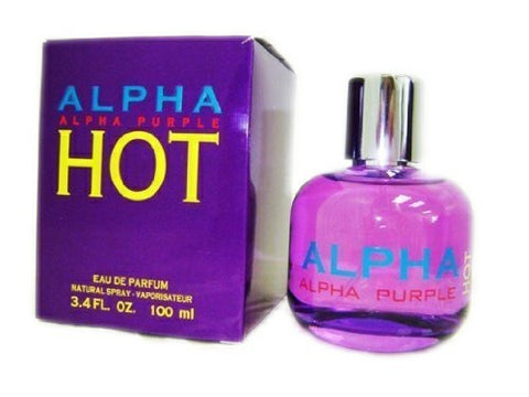 Alpha Purple Hot by Alpha - Luxury Perfumes Inc. -