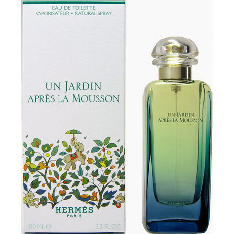 Un Jardin Apres la Mousson by Hermes