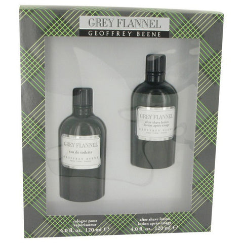 Grey Flannel Gift Set by Geoffrey Beene - Luxury Perfumes Inc. -