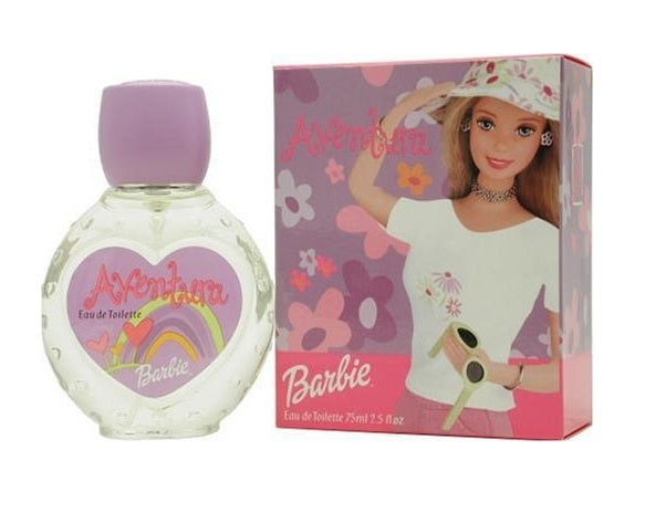 Barbie Sirena by Mattel - Luxury Perfumes Inc. -