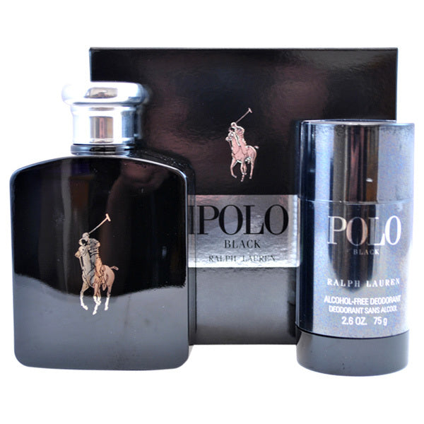 Polo Black Gift Set by Ralph Lauren