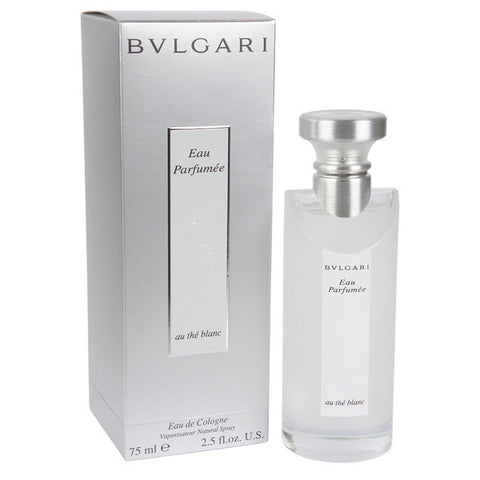 Eau Parfumee White Tea by Bvlgari - Luxury Perfumes Inc. -