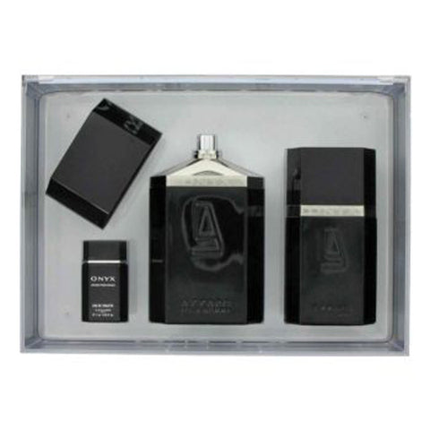 Onyx Gift Set by Azzaro - Luxury Perfumes Inc. -