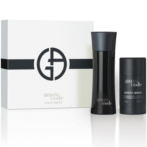 Armani Code Gift Set by Giorgio Armani - Luxury Perfumes Inc. -